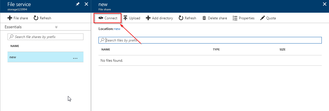 Connect - Azure Storage Tutorial - Edureka