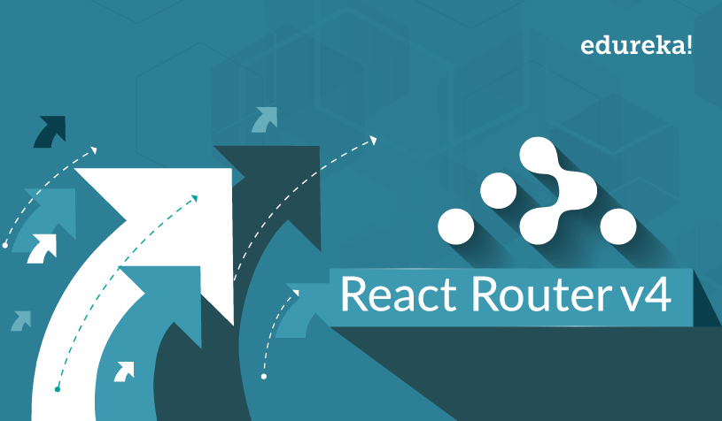 Feature image- React-Router- Edureka
