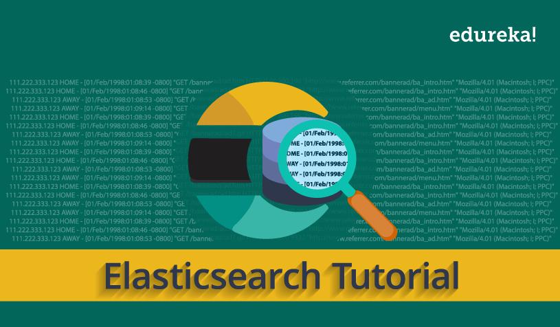 feature image - Elasticsearch Tutorial - Edureka