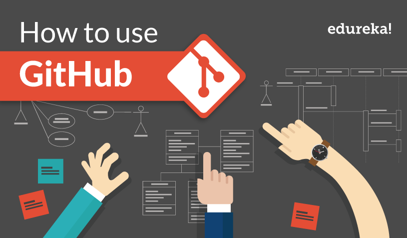 How to use GitHub - Edureka