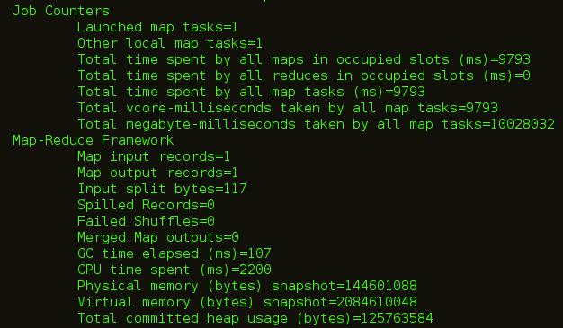 Incremental Import MapReduce Status - Apache Sqoop Tutorial - Edureka