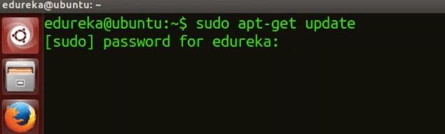 UpdatePackages - Install Docker - Edureka