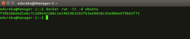 docker_run - Docker Commands - Edureka