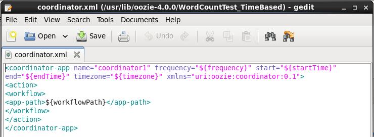 Coordinator XML File - Oozie Tutorial - Edureka