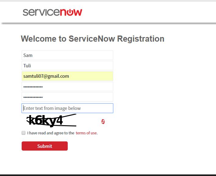 How To Get A ServiceNow Developer Instance | Edureka