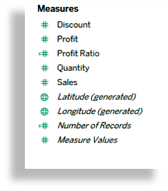 Measure - What is Tableau - Edureka
