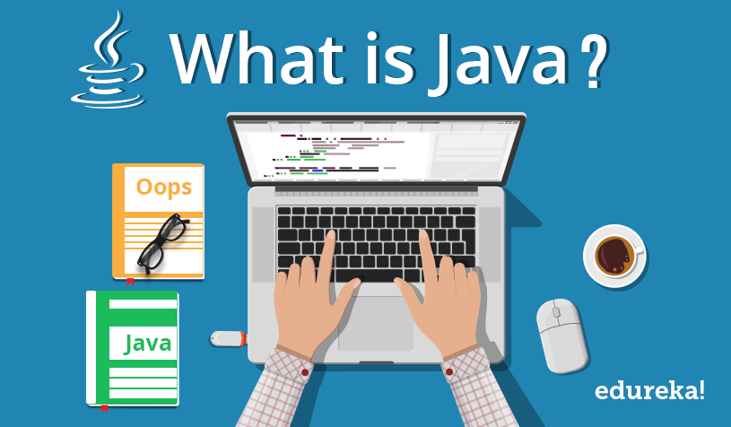 Featured image - what is java - edureka