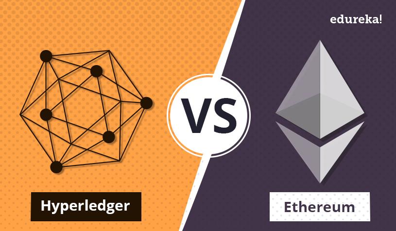 Unterschied zwischen Bitcoin Ethereum und Hyperledger
