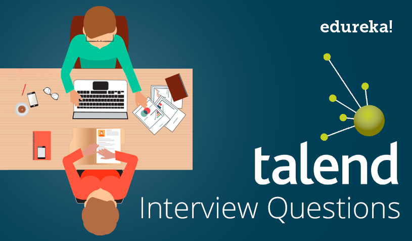 Feature Image - Talend Interview Questions - Edureka