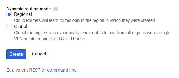 Google Cloud Services - VPC5