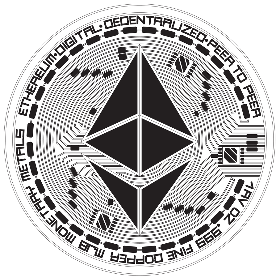 Ethereum icon-what is ethereum-edureka
