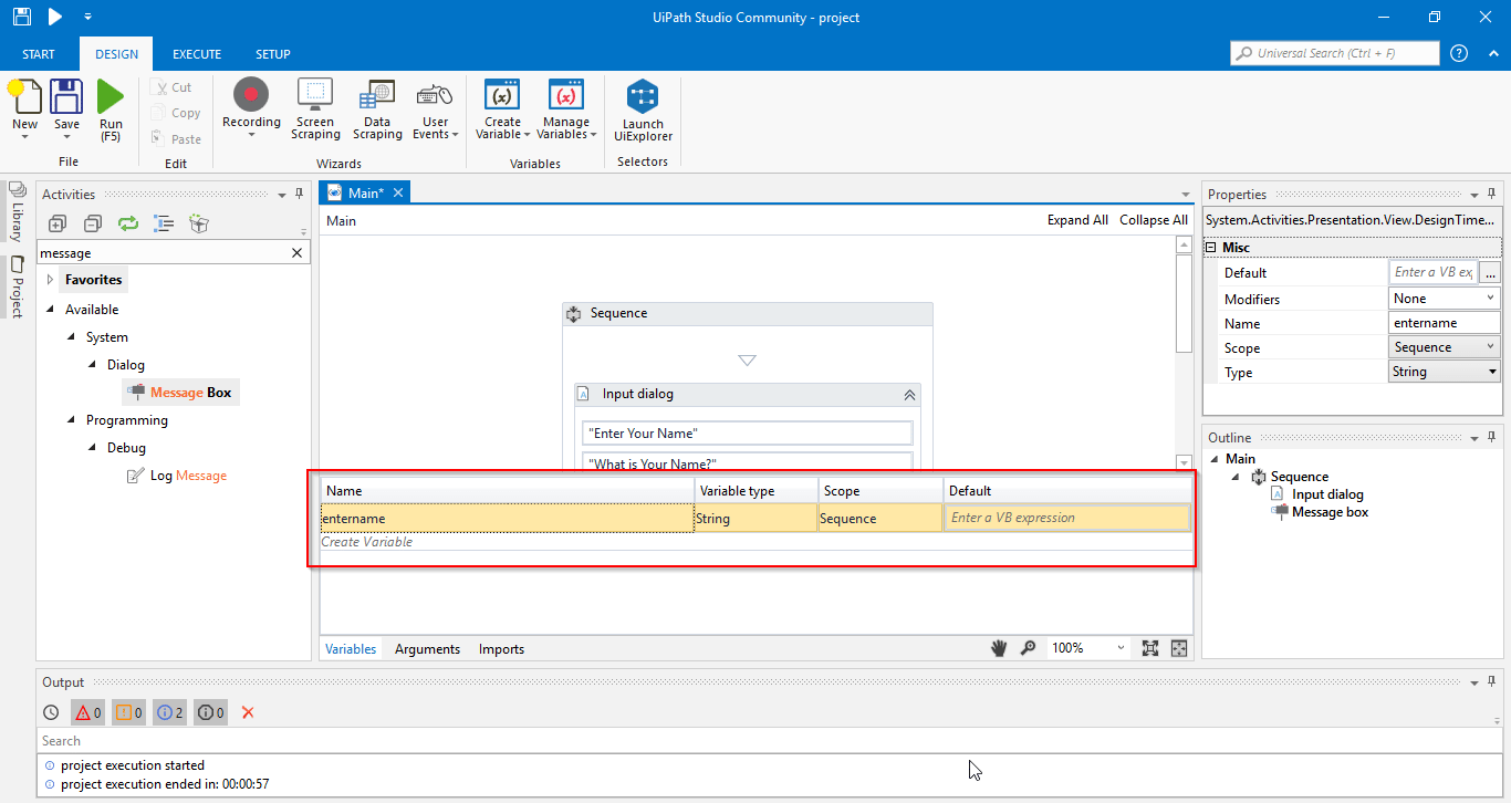 UiPath Tutorial for Beginners   Get Started with UiPath