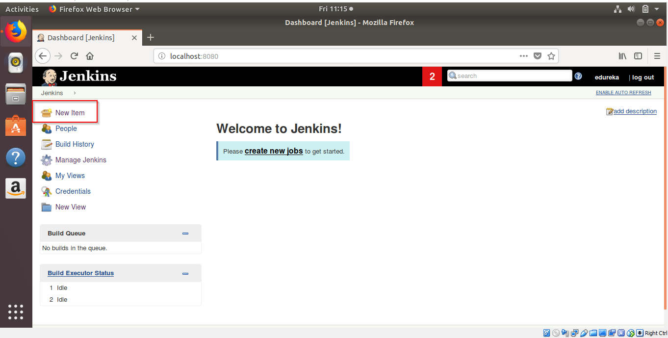 Hands-On - Continuous Integration Using Jenkins - Continuous Integration - edureka