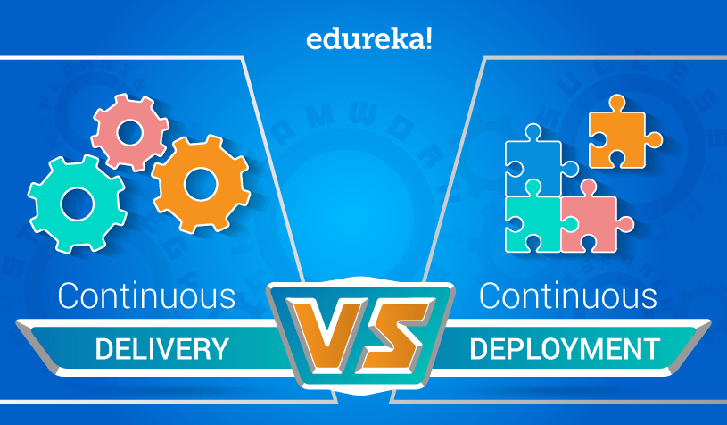 Continuous Delivery vs Continuous Deployment - Continuous Delivery vs Continuous Deployment - Edureka