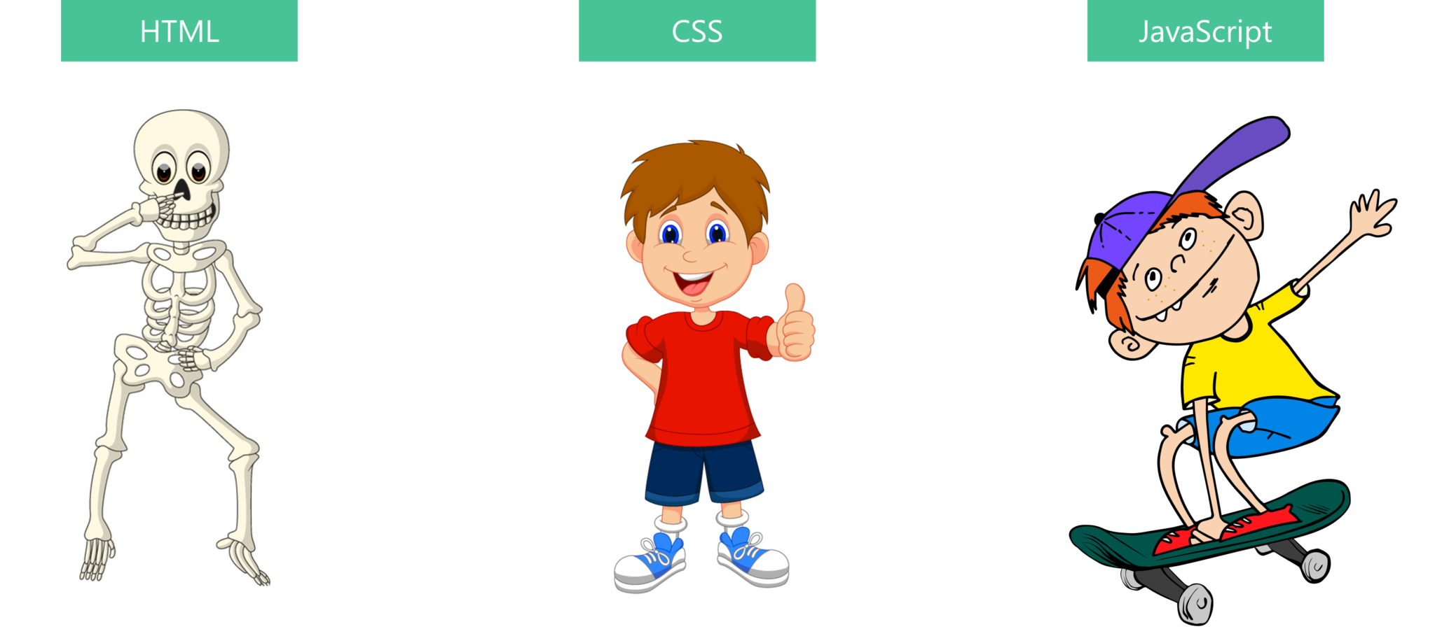 What is JavaScript - HTML, CSS and JavaScript