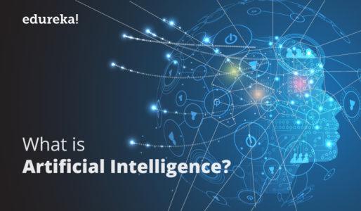 What is Artificial Intelligence Edureka