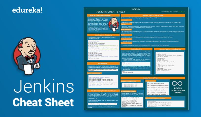 Jenkins Cheat Sheet – A Beginner's Guide to Jenkins