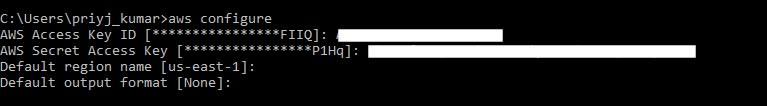 Configure IAM User - Amazon Athena Tutorial-Edureka