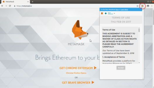 MetaMask Plugin - Truffle Ethereum tutorial - Edureka