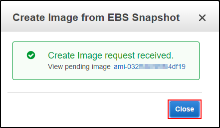 Create Image from Snapshot -How To Restore EC2 From Snapshot-Edureka