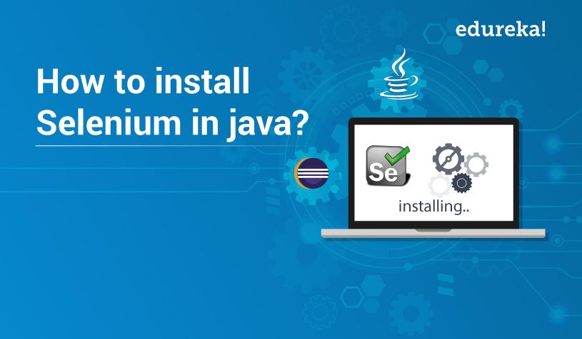 Step By Step Selenium Installation | Install Selenium In