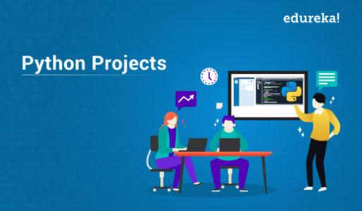 Python Projects - Edureka