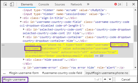 Locators In Selenium | How To Locate Elements On Webpage