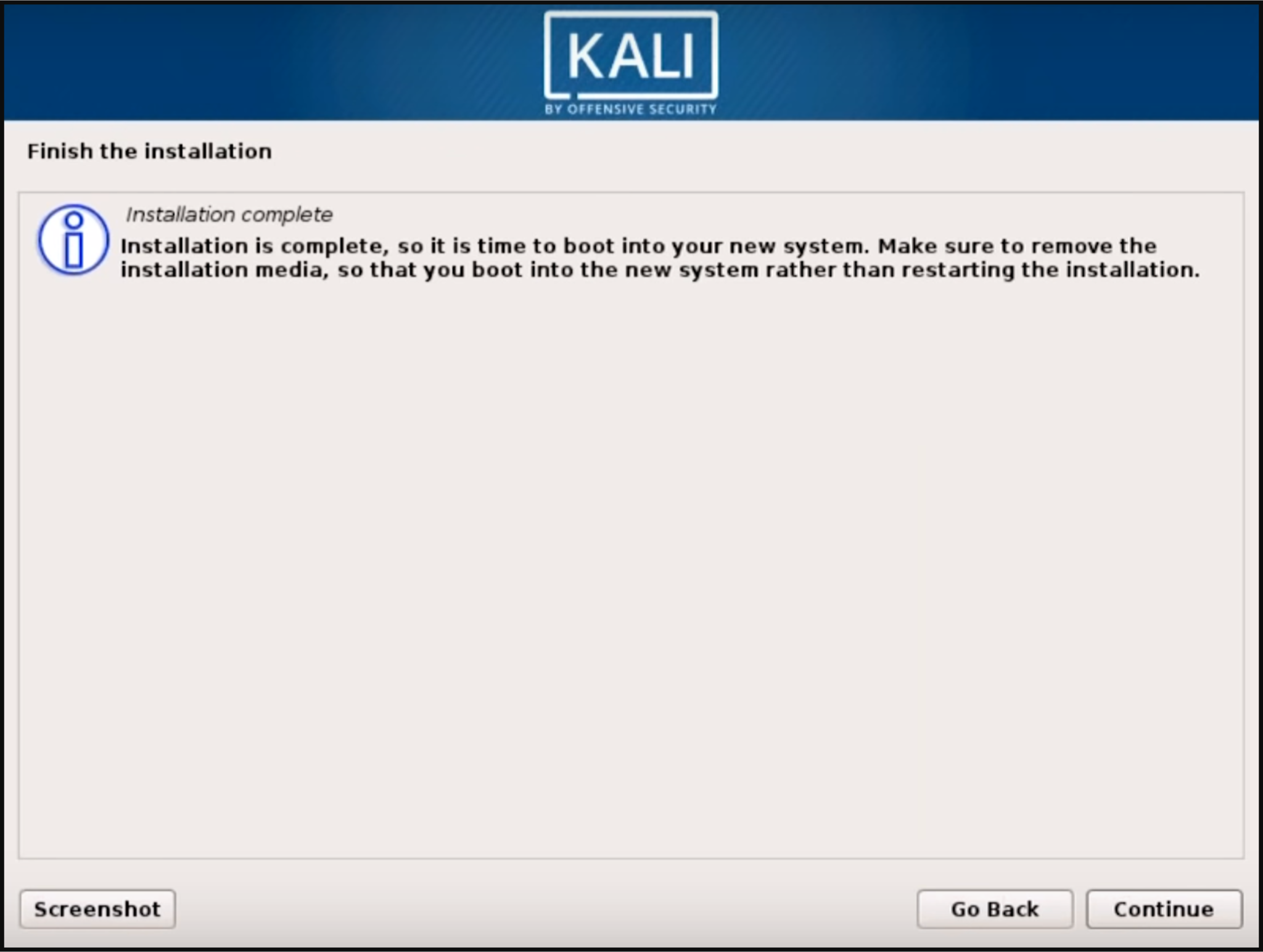 Step 10 Kali Linux - How to install Kali Linux - Edureka