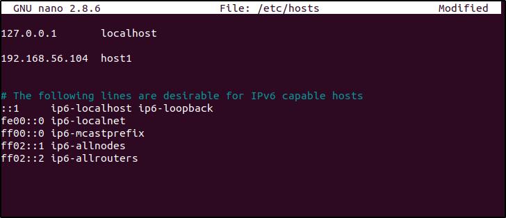 etc hosts - Ansible provisioning - Edureka