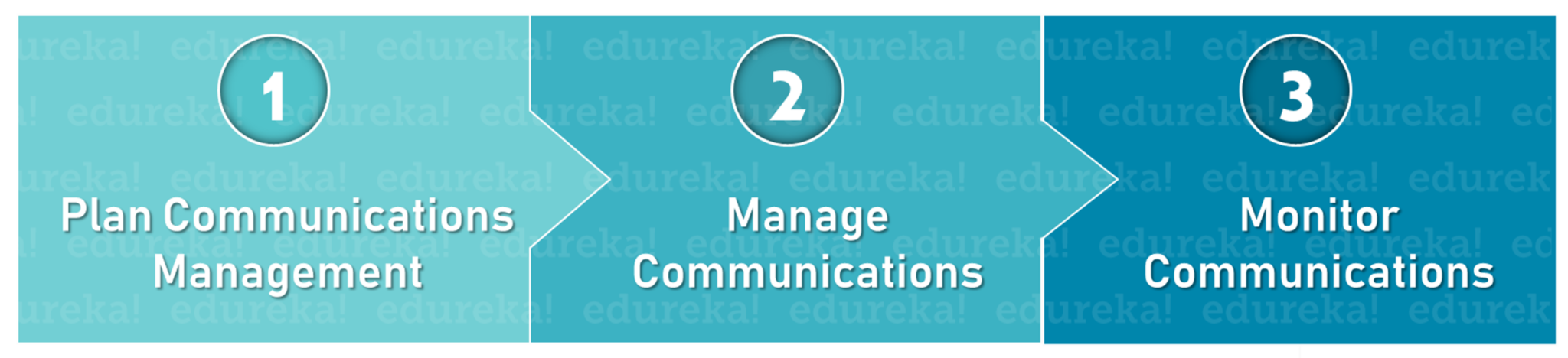 CM processes - Project Communication Management - Edureka