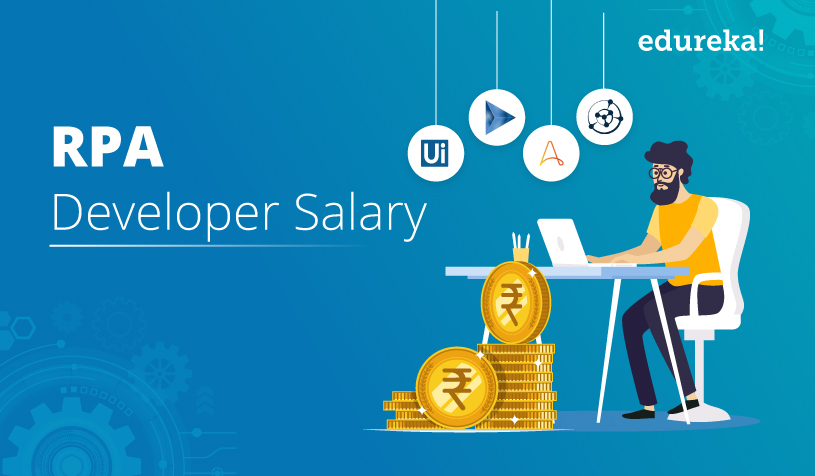 RPA Developer Salary | RPA Developer Job Trends & Roles | Edureka