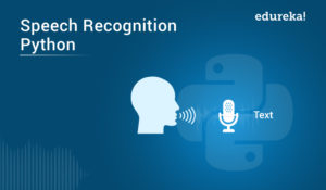 Speech Recognition Python | How To Translate Speech To Text