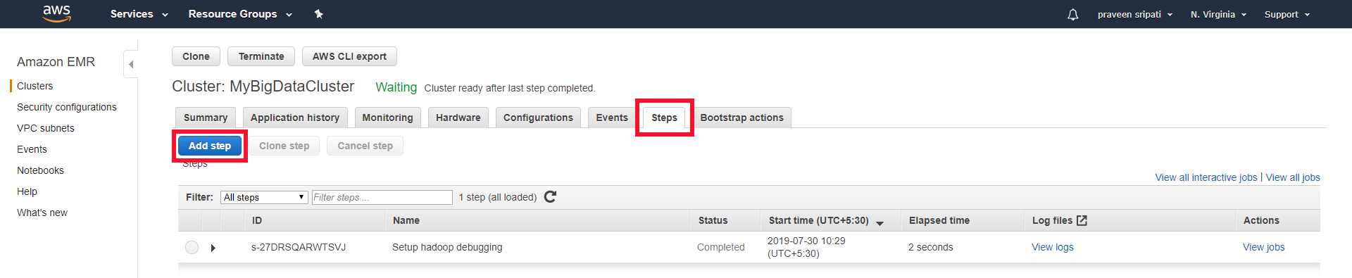 How To Create Hadoop Cluster With Amazon EMR   Edureka