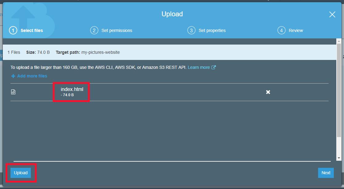 Demo - Hosting Static Website With AWS S3 - Edureka