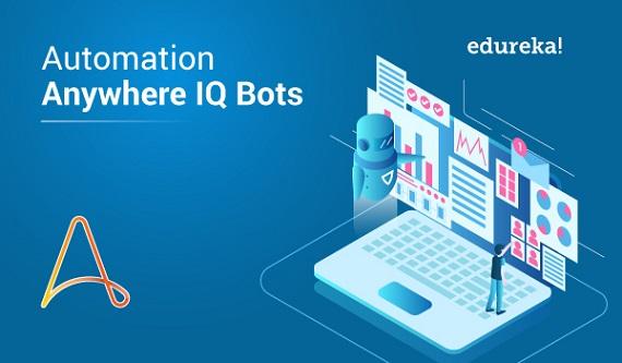 Automation Anywhere IQ Bots   Automate Invoice Processing   Edureka