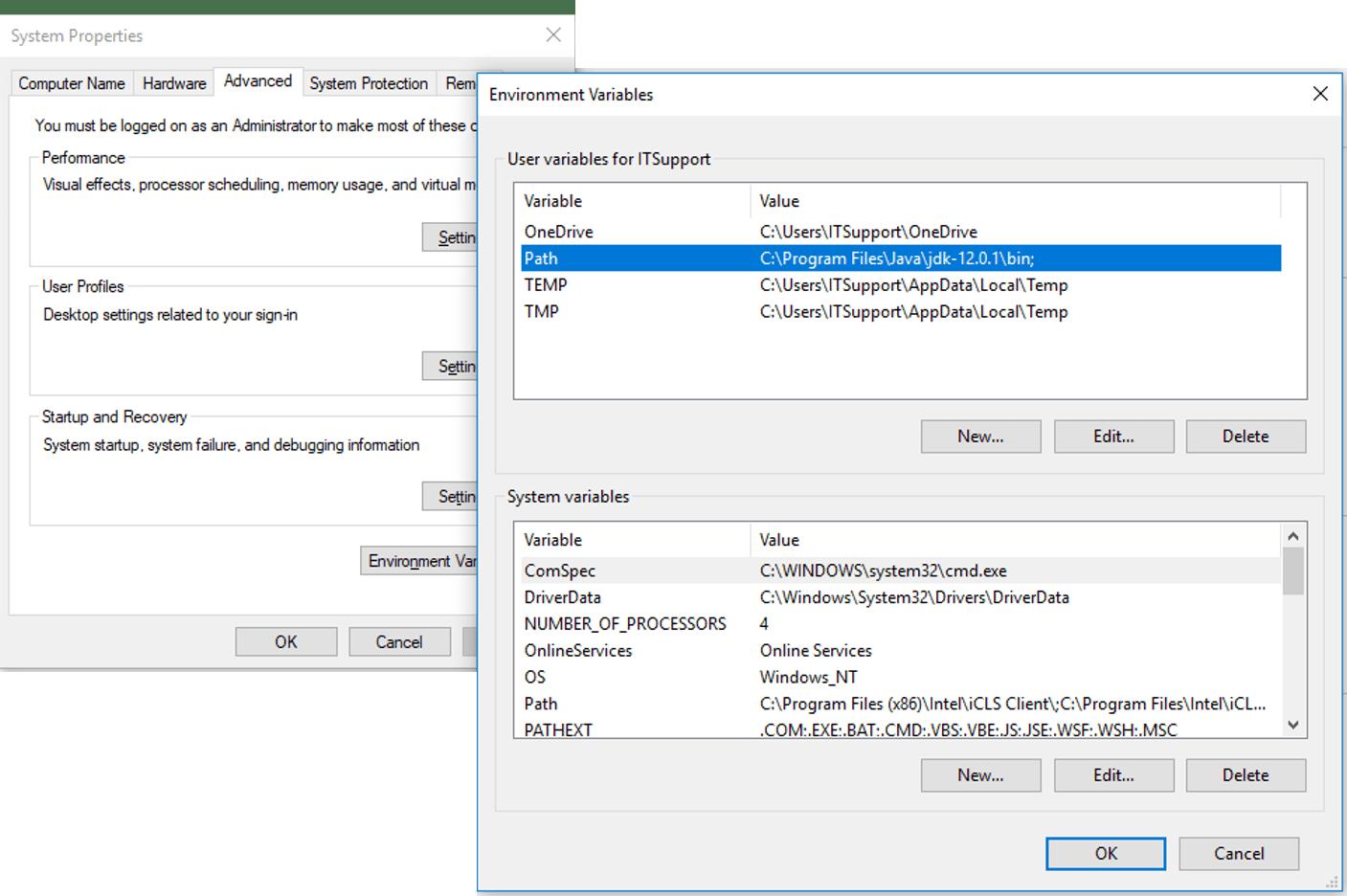 Install Java on Windows | Java SE Development Kit | Edureka