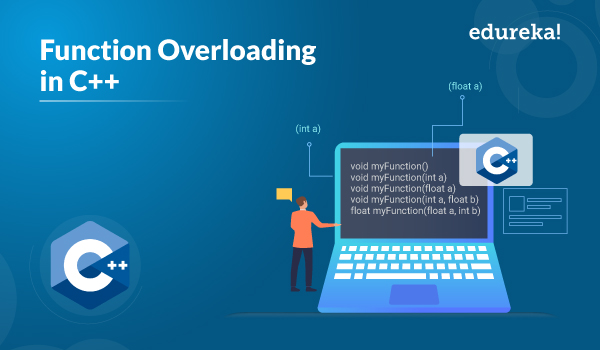Function Overloading in C++ : All you Need to Know | Edureka