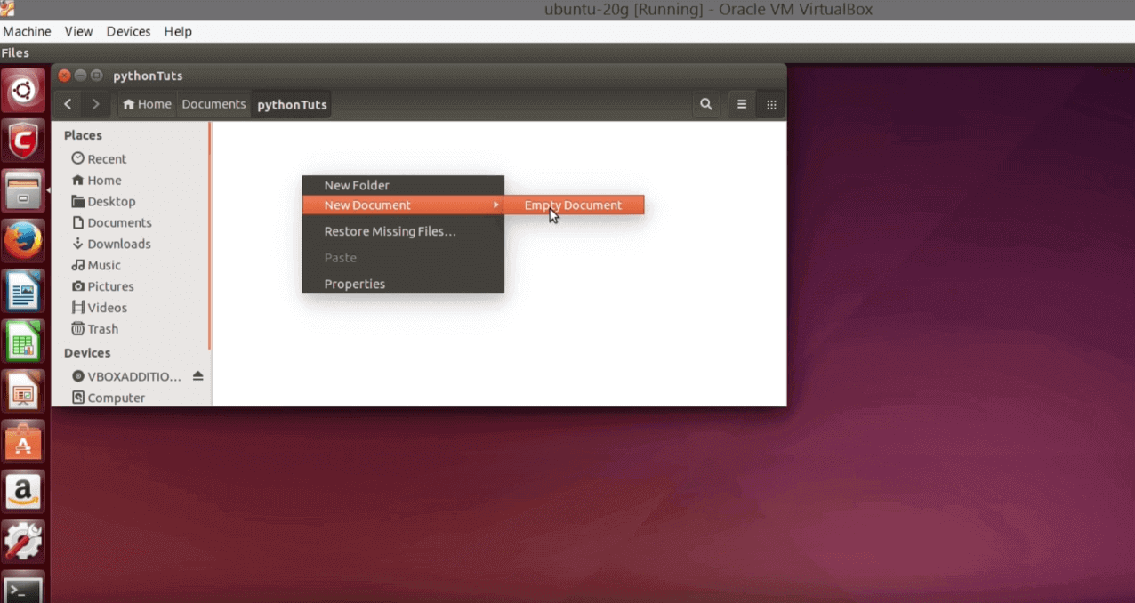How To Run Python In Ubuntu Run Python On Different Os Edureka