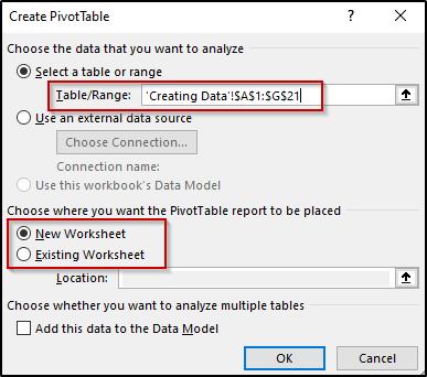 Create PT-Advanced Excel Tutorial-Edureka