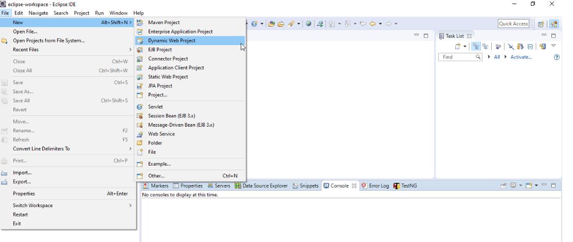 Step 1 - Deploy Java Web App in AWS - Edureka