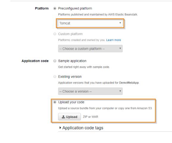 Step 4 - Deploy Java Web App in AWS - Edureka