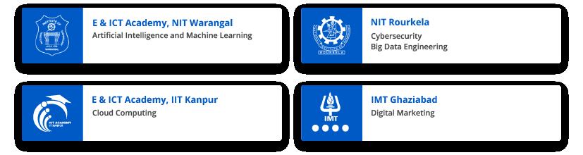 University & courses-Advanced Executive Certification Program-Edureka