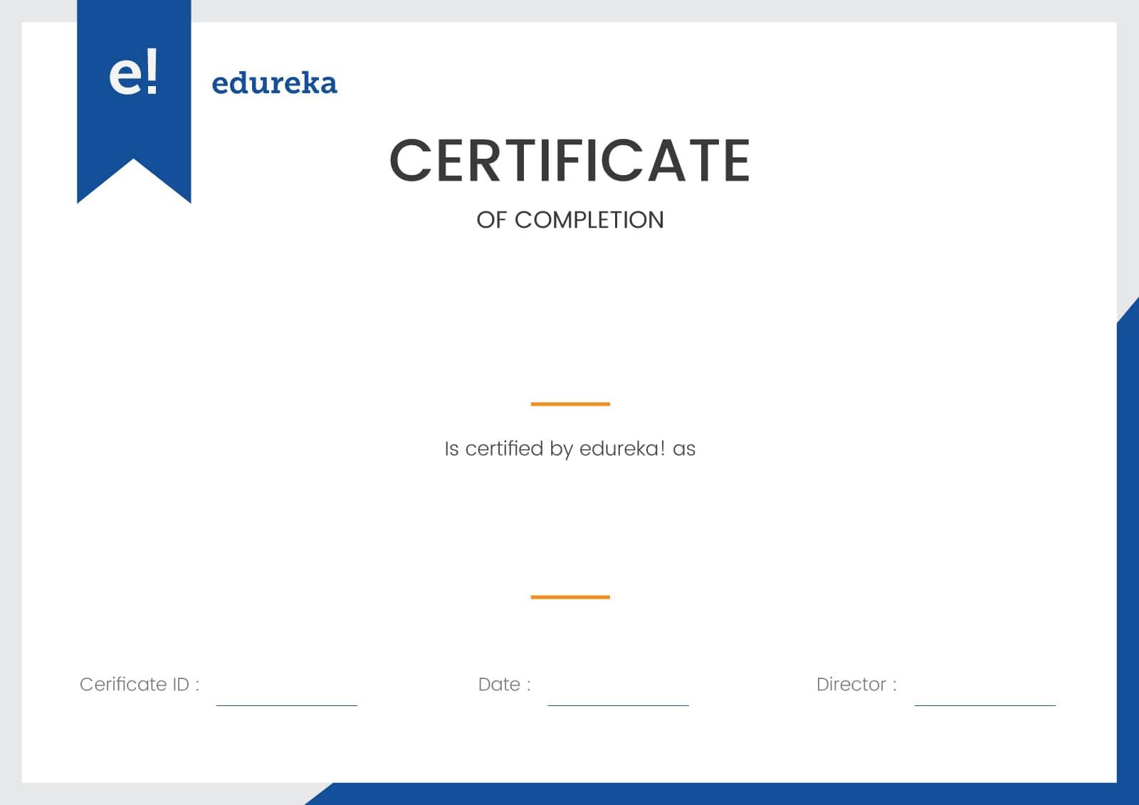 sapmle certificate