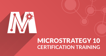 MicroStrategy 10 Certification Training Preview this course