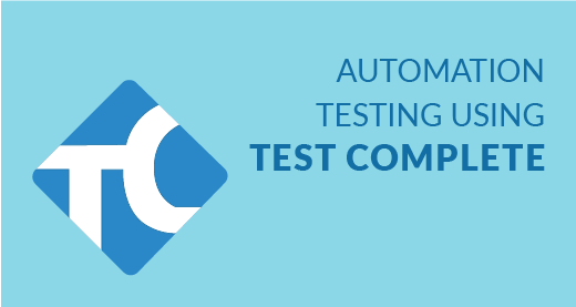Automation Testing using TestComplete 11.0