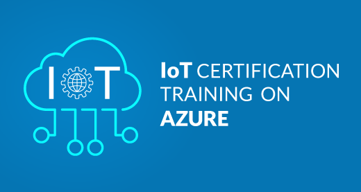 IOT Course | IOT Training & Certification - Edureka