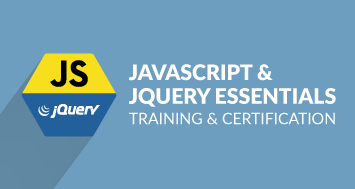 JavaScript and JQuery Essentials Training and Certification