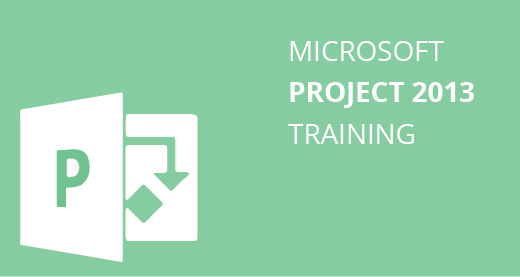 Microsoft® Project 2013 Training
