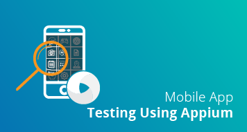 Mobile App Testing Using Appium