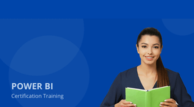Microsoft Power BI Certification Training Course Preview this course